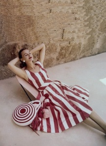 Coco Chanel, Vogue 1950