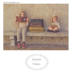 3- SESION TINTIN (chicos)